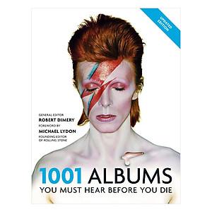 Hình đại diện sản phẩm 1001 Albums You Must Hear Before You Die