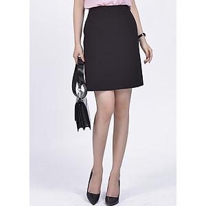 Hình đại diện sản phẩm Chân Váy Nữ Rosy Belle CV561 - Đen