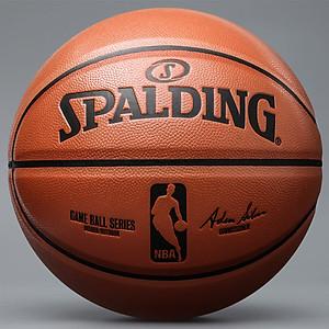 Hình đại diện sản phẩm Bóng Rổ Chơi Trong Nhà/Ngoài Trời Chống Trượt Spalding 74-570Y