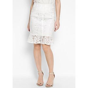 Hình đại diện sản phẩm Chân Váy Nữ Ôm Ren Đuôi Cá De Leah
