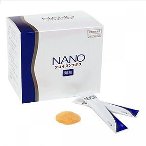 Hình đại diện sản phẩm Thực Phẩm Chức Năng Nano Fucoidan Phòng Và Hỗ Trợ Điều Trị Ung Thư Kanehide Bio Nhật Bản(60 Gói)