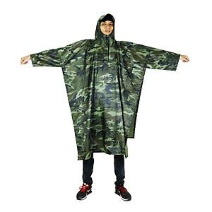 Hình đại diện sản phẩm Áo mưa cánh dơi vải dù lính cao cấp 1m4