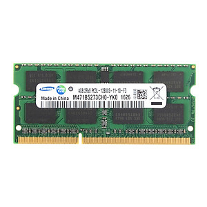 Hình đại diện sản phẩm Ram laptop DDR3L 4GB 1600Mhz (PC3L-12800s)