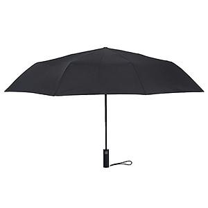 Hình đại diện sản phẩm Dù Tự Động Xiaomi Automatic Umbrella JDV4002TY (Black) - Hàng Chính Hàng