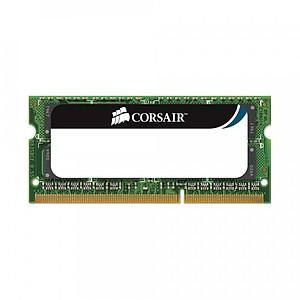 Hình đại diện sản phẩm Ram laptop Corsair DDR3 8GB (1x8GB) Bus 1333Mhz (Support 1066) SODIMM 1.5v CMSO8GX3M1A1333C9 - Hàng Chính Hãng