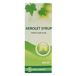 Hình đại diện sản phẩm Thực Phẩm Bảo Vệ Sức Khỏe Tăng Cường Sức Khỏe Trẻ Em Siro Aerolet