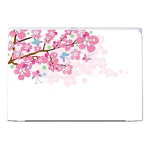 Mẫu Dán Decal Hoa Văn Cho Laptop LTHV 108