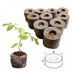 Hình đại diện sản phẩm Combo 3 túi Viên nén xơ dừa thủy canh BKFast (1 túi 36 viên)