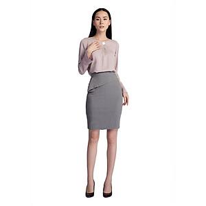 Hình đại diện sản phẩm Chân Váy Peplum AY3004G - Ghi
