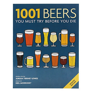 Hình đại diện sản phẩm 1001 Beers: You Must Try Before You Die