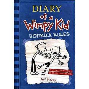 Hình đại diện sản phẩm Diary Of A Wimpy Kid 02: Rodrick Rules