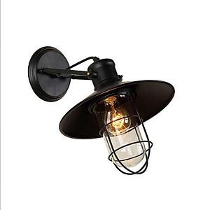 Hình đại diện sản phẩm Đèn gắn tường - đèn trang trí quán cafe - đèn trang trí nội thất cổ điển kiểu bão VINTAG