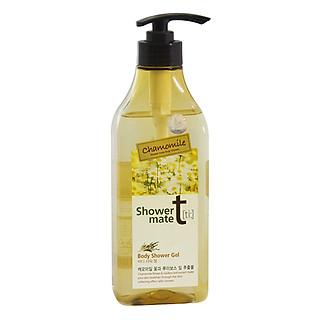 Sữa Tắm Showermate Body Natrure Herb Tea (Hoa Cúc) 550ml