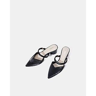 JUNO - Giày mũi nhọn gót trụ - CG05097