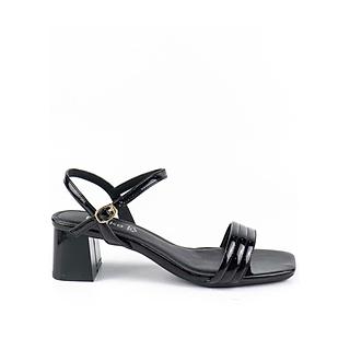 Giày Nữ Sandal Quai Ngang Sành Điệu 5 Phân Enako TP13309