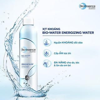 Combo 2 Nước xịt khoáng dưỡng da Bio-Water Energizing Water 100ml/chai