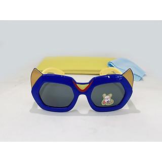Kính mát cao cấp chống tia UV dành cho bé trai  từ 1 tới 6 tuổi siêu dễ thương Jun Secrect BD1892