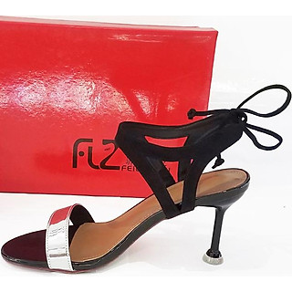 Giày Sandal Cao Gót Nữ Quai Mảnh 7p