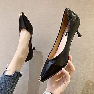 Giày cao gót thời trang Hàn Quốc Y18