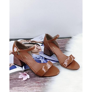 Giày sandal cao gót 5cm 175sd5 MT60