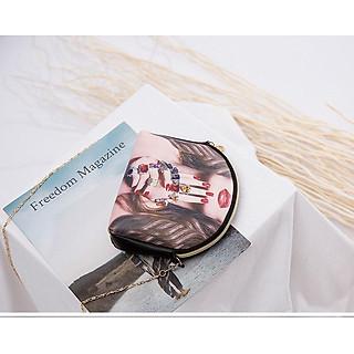 Túi xách nữ mini đeo chéo da mềm hàn quốc cao cấp Bomesa TX23