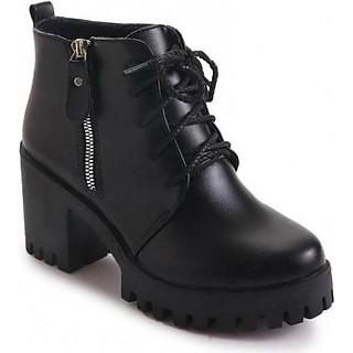 Giày Boot nữ thời trang B085