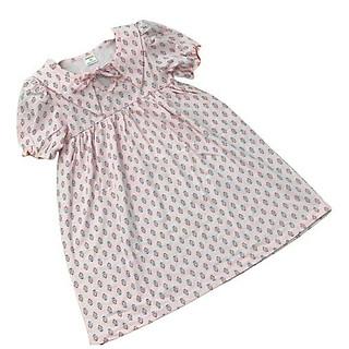 Đầm PLACE thun cotton borip mẫu mới về  size đại 24 đến 40kg - Đầm váy bé gái