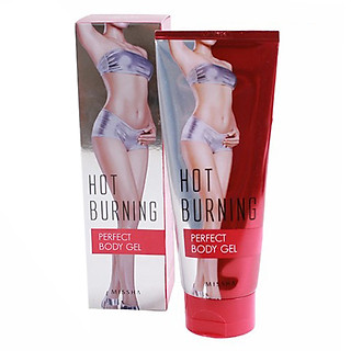 Kem Massage Săn Chắc Da Tan Mỡ Missha Hot Burning Perfect Body Gel 200ml