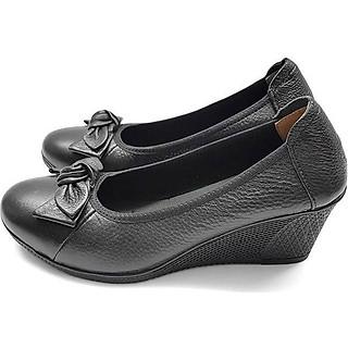 Giày búp bê cao cấp 5cm