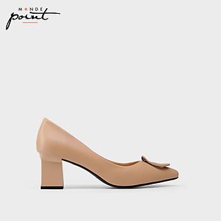 Giày nữ Cao gót Trang trí Monde Point MPWS06335
