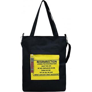 Túi Vải Đeo Vai Đeo Chéo Tote Bag XinhStore