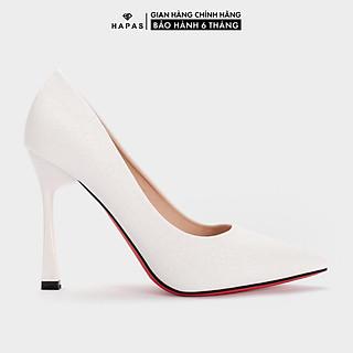 Giày Cao Gót Nữ Da Xước 9Phân HAPAS - CG9935