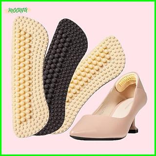 Miếng Lót Giày 4d Tiện Dụng Heel Liner 9.3x2.5cm-Giao Màu Ngẫu Nhiên