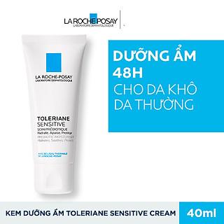 Kem Dưỡng Giúp Cung Cấp Nước Làm Dịu Và Bảo Vệ Da Dùng Được Cho Da Nhạy Cảm La Roche Posay Toleriane Skincare 40ml
