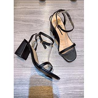 Sandal Nữ 7p Da Lì Nhám