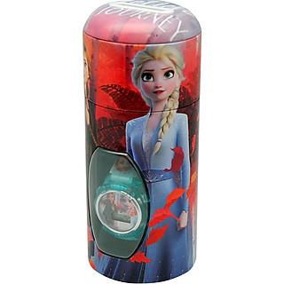 Đồng Hồ Điện Tử Và Hộp Sưu Tập Tiền Xu Elsa Frozen Ii Wd20781