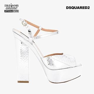 DSQUARED2 - Sandal cao gót hở mũi Ziggy S17C5061210-2137