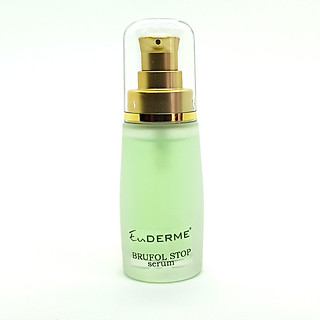 Tinh chất đặc biệt chăm sóc da không đều màu, do sắc tố da và dưỡng mềm da sáng mịn EuDERME Brufol Stop Serum, Italy 30ml