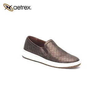 Giày sức khỏe nữ Aetrex Kenzie Bronze, PC104