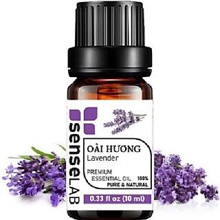 Tinh dầu Oải hương SenseLab 10ML- Tinh dầu Lavender thiên nhiên nguyên chất - Tinh dầu Nhập Khẩu