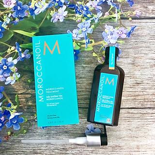 Tinh dầu dưỡng bóng phuc hồi tóc Moroccanoil 125ml - Hàng chính hãng