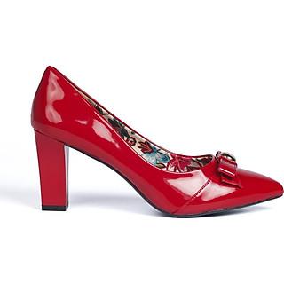 Giày cao gót Vina-Giầy C.G.0495-DO