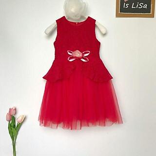 Váy công chúa peplum thiết kế cao cấp
