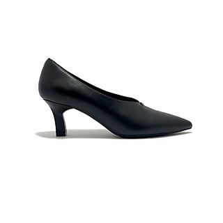 Giày cao gót ZAHAN 5cm, mũi nhọn, xẻ mũi CGZA12