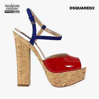 DSQUARED2 - Sandal cao gót hở mũi Ziggy S17C209404-M023