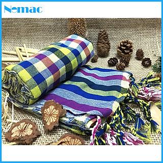 Khăn rằn Campuchia/ khăn đi phượt thời trang Nomac KR017
