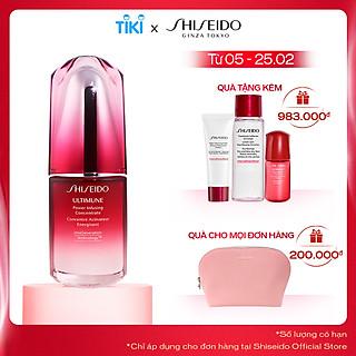 Tinh chất truyền năng lượng Shiseido Ultimune Power Infusing Concentrate N 30ml