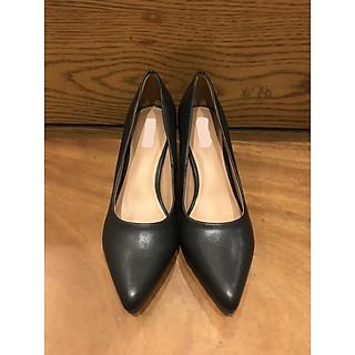 giày công sở  nữ mũi nhọn gót nhọn cao 5 cm