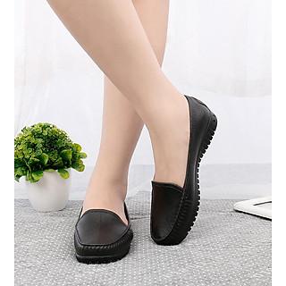 Giày mọi nữ thời trang đi êm chân 177