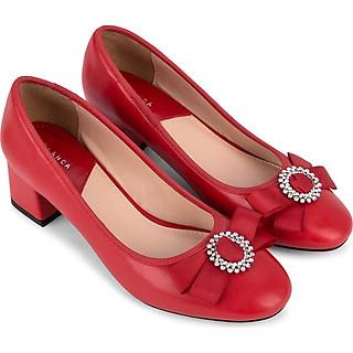 Giày bít mũi tròn thời trang nữ Sablanca 5050BT0014